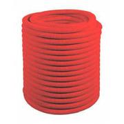 Труба KAN-therm защитная гофрированная (пешель) красная, 16-18 (1бухта-50м) артикул 1900C