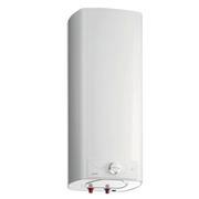 Накопительный электрический водонагреватель Gorenje OTG100SLSIMB6 с открытым ТЭНом кожух металл, цвет белый, арт. 389991