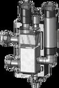 Meibes многофункциональные устройства МНK 25 (2 м3/час, 50 кВт при Т = 25 °С), DN 25. Артикул (ME 66391.2)