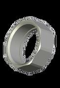 """Meibes накидная гайка в комплекте с уплотнением для подключения циркуляционных насосов DN25 и DN32 (применяется только с вышеописанными шаровыми кранами) 1 1/2"""" для крана 1"""". Артикул (ME 43.550 D)"""