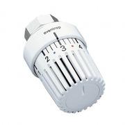 Термостатическая головка Oventrop Uni LH, артикул 1011465, белая, 7-28 С, с нулевой отметкой