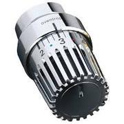 Термостатическая головка Oventrop Uni LH, артикул 1011469, хромированный, 7-28 С, c нулевой отметкой