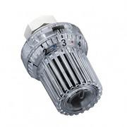 Термостатическая головка Oventrop Uni XHT, артикул 1011300, прозрачный, 7-28 С, c нулевой отметкой