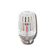 Heimeier Термостатическая головка К, для общественных мест, с предохранительным кольцом, 0-28°C, настройки 1-5, белая, 7020-00.500