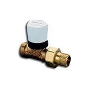 """Heimeier Регулировочный вентиль, с термовставкой, DN 15(1/2""""), с наружн резьбой G 3/4"""", с маховиком, бронза, 1304-02.000"""