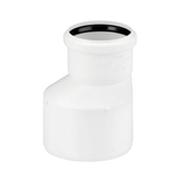 Переходник REHAU RAUPIANO PLUS 50/40, для канализационных труб, арт. 11231241001