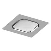 Основа TECEdrainpoint S для плитки 100 мм из нержавеющей стали, 366 00 16