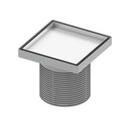 """Основа TECEdrainpoint S для плитки """"plate"""" 150 мм с монтажным элементом, 366 00 11"""