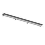 Основа для плитки TECEdrainline PLATE для слива, из нержавеющей стали, прямой TECE 600770
