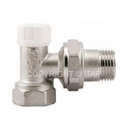 ITAP 397 1/2 Угловой запорный клапан, НР