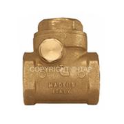 ITAP 130 2 1/2 клапан обратный горизонтальный муфтовый