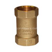 ITAP Block 101 1 Клапан обратный пружинный с пластиковым седлом