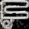 Электрические полотенцесушители Vandens Angis 2B