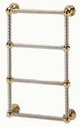 Полотенцесушитель Vogue Colonnade (ГВС), Antique Gold, 775/475/400