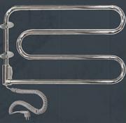 Электрический полотенцесушитель Vandens Angis 2B нержавеющая сталь