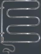 Электрический полотенцесушитель Vandens Angis 3B нержавеющая сталь