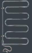 Электрический полотенцесушитель Vandens Angis 4B нержавеющая сталь