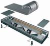 Внутрипольные конвекторы Oplflex FLB для отопления бассейнов, зимних садов