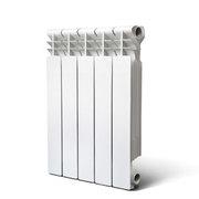 Rommer Plus 500, литой алюминиевый радиатор, 1 секция