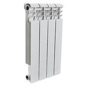 Rommer Optima BM 500, литой биметаллический радиатор, 1 секция