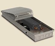 Внутрипольный конвектор PrimoClima PCVS75-1250, решетка анодированный натуральный алюминий