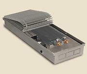 Внутрипольный конвектор PrimoClima PCVN90-2500, решетка анодированный натуральный алюминий
