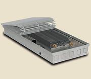 Внутрипольный конвектор PrimoClima PCVM90-1250, решетка анодированный натуральный алюминий