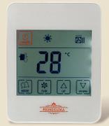 Настенный терморегулятор PrimoControl для конвекторов с вентиляторами (принудительная конвекция) -24 В, арт. 777003