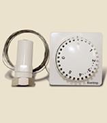 Термостат с дистанционной настройкой длина капиллярной трубки 10 м, арт. 781003