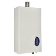 Газовый проточный водонагреватель с открытой камерой сгорания и вентилятором Ariston MARCO POLO M2 10L FF, 3612021