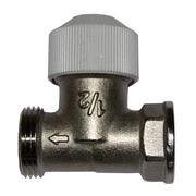 """Вентиль прямой SR Rubinetterie ВР-НР 1/2""""х3/4"""", термостатический, без хвостовика, M252-1500N000"""