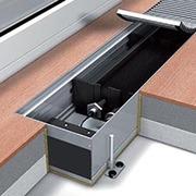 Конвектор электрического нагрева без вентилятора Mohlenhoff ESK 180-110-1000