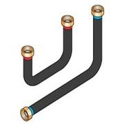 Набор соединительных трубопроводов De Dietrich ЕА89 для DTG 130 для подключения гидравлического комплекта (слева), 89997046