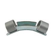 Направляющий отвод REHAU 45° 20 с кольцами, для фиксации поворота трубы 11391311002