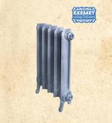 Чугунный радиатор EXEMET Rococo 950/140/75