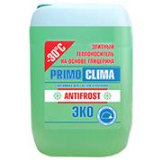 Элитный теплоноситель (антифриз) PRIMOCLIMA ANTIFROST на основе глицерина