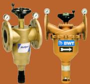Фильтры механической очистки с ручной обратной промывкой BWT MULTIPUR 80M, арт. 10186