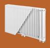 Стальные панельные радиаторы BJÖRNE Ventil Compact, тип 21 (нижнее подключение)