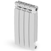 Алюминиевый литой секционный радиатор BILUX ALM 300, 1 секция