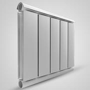 Алюминиевый радиатор SILVER 350, 1 секция