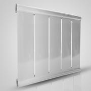 Алюминиевый радиатор Silver Pro 350, 1 секция