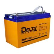 Свинцово-кислотные аккумуляторные батареи Delta серии DTM 12100 L