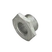 TIEMME Футорка НВ 1 1/4x1 никелированная для стальных труб резьбовая 1500238
