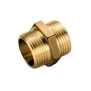 Ниппель TIEMME HH 1 1/2х1 1/2 для стальных труб резьбовой 1500088