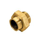 TIEMME Сгон прямой конический ВВ 1/2х1/2 для стальных труб резьбовой 1500186