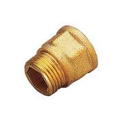 TIEMME Удлинитель HВ 1/2x10мм для стальных труб резьбовой 1500156