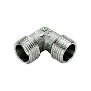Тройник TIEMME НН никелированный 1/2 для стальных труб резьбовой 1500233