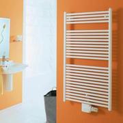 Электрический полотенцесушитель Zehnder TOGA TE-120-050/DD, белый, 300 Вт