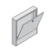 Uponor коллекторный шкаф встраиваемый L=565 мм T=123 мм, 1046991