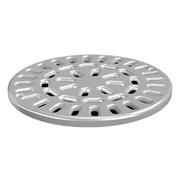 Uponor Drain решетка трапа круглая д.150мм, нерж. сталь, 1093071